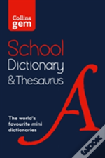 Collins School - Collins Gem School Dictionary & Thesaurus