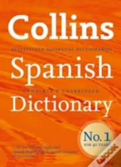Collins Spanish Dictionary 40th Anniversary Edition