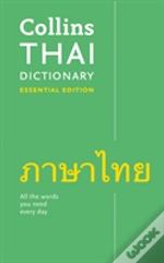 Collins Thai Dictionary Essential Edition