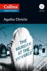 Collins The Murder At The Vicarage (Elt Reader)