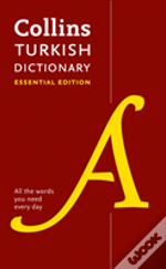 Collins Turkish Dictionary Essential Edition