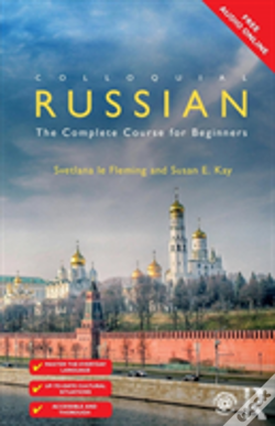 Wook.pt - Colloquial Russian 4 E Pb With Free