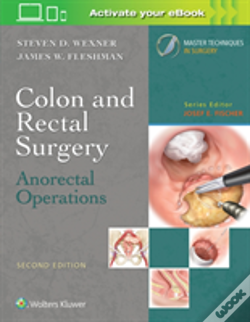 Wook.pt - Colon Rectal Surg Anorectal Ops 2e