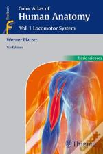 Color Atlas Human Anatomy Volume 1