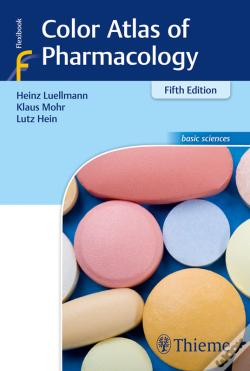Wook.pt - Color Atlas Of Pharmacology
