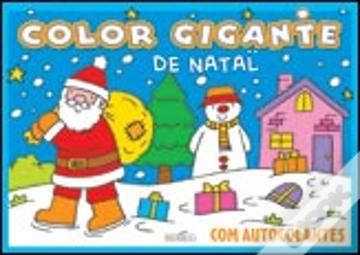 Color Gigante de Natal