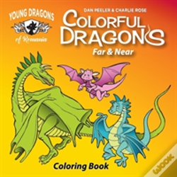 Wook.pt - Colorful Dragons Far And Near