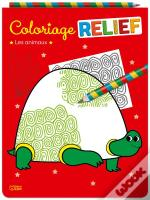 Coloriage Relief ; Les Animaux