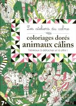 Coloriages Dores Animaux Calins