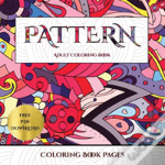 Coloring Book Pages (Pattern)