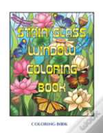 Coloring Book (Stain Glass Window Coloring Book)
