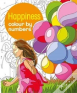 Colour By Numbers Happiness