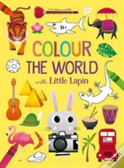 Wook.pt - Colour The World With Little Lapin