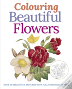 Wook.pt - Colouring Beautiful Flowers