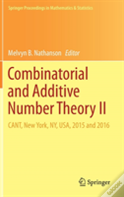 Wook.pt - Combinatorial And Additive Number Theory