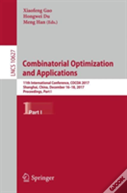 Wook.pt - Combinatorial Optimization And Applications