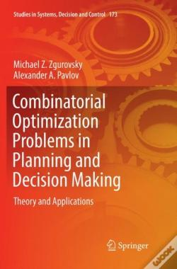 Wook.pt - Combinatorial Optimization Problems In Planning And Decision Making