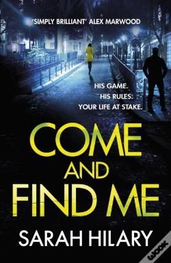 Wook.pt - Come And Find Me (Di Marnie Rome Book 5)
