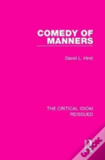 Comedy Of Manners Rle The Critica