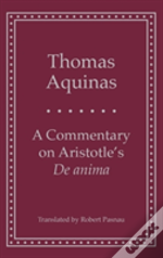 Commentary On Aristotle'S 'De Anima'