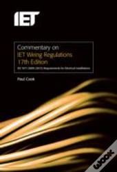 Commentary On Iet Wiring Regulations