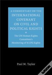 Commentary On The International Covenant On Civil And Political Rights