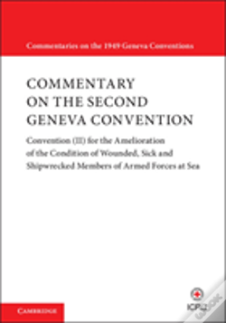 Wook.pt - Commentary On The Second Geneva Convention