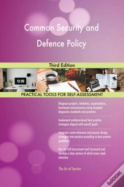 Wook.pt - Common Security And Defence Policy Third Edition