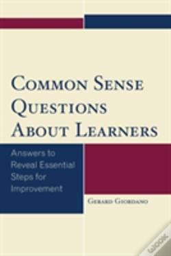 Wook.pt - Common Sense Questions About Lcb