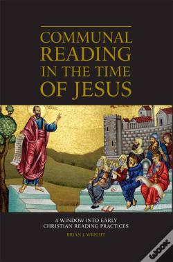 Wook.pt - Communal Reading In The Time Of Jesus