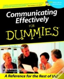 Wook.pt - Communicating Effectively For Dummies
