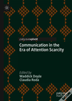 Wook.pt - Communication In The Era Of Attention Scarcity