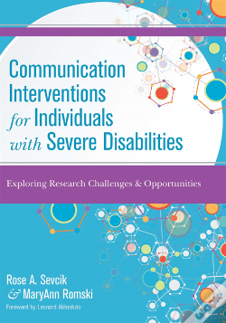 Wook.pt - Communication Interventions For Individuals With Severe Disabilities