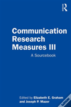 Wook.pt - Communication Research Measures Iii