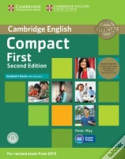 Wook.pt - Compact First Student'S Book Pack (Student'S Book With Answers With Cd-Rom And Class Audio Cds(2))