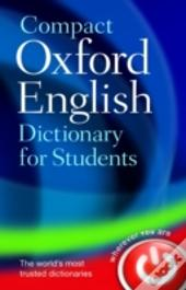 Compact Oxford English Dictionary For University And College Students