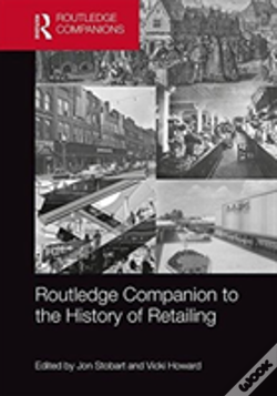 Wook.pt - Companion To The History Of Retaili