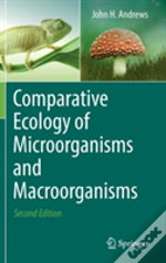 Comparative Ecology Of Microorganisms And Macroorganisms