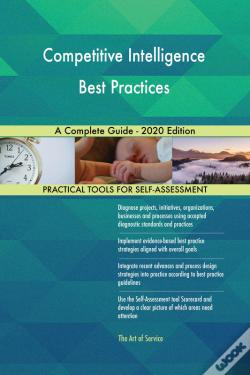 Wook.pt - Competitive Intelligence Best Practices A Complete Guide - 2020 Edition