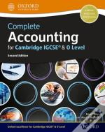 Complete Accounting For Cambridge Igcse (R) & O Level