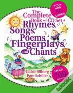Complete Book Of Rhymes, Songs, Poems, Fingerplays And Chants