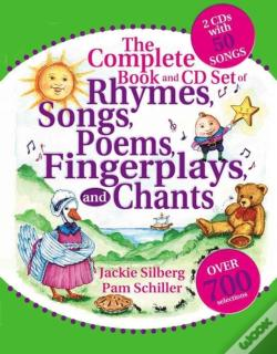 Wook.pt - Complete Book Of Rhymes, Songs, Poems, Fingerplays And Chants