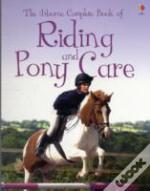 Complete Book Of Riding & Pony Care