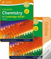 Complete Chemistry For Cambridge Igcse (R) Print And Online Student Book Pack