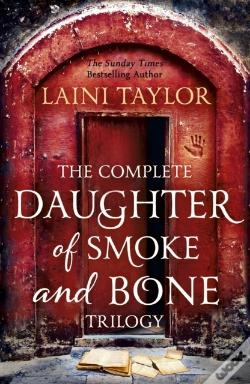 Wook.pt - Complete Daughter Of Smoke And Bone Trilogy