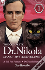 Complete Dr Nikola-Man Of Mystery