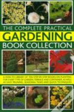 Complete Gardening Book Box