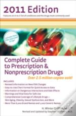 Complete Guide To Prescriptions & Nonprescription Drugs