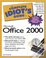 Complete Idiot'S Guide To Microsoft Office 2000