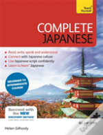 Complete Japanese Teach Yourself